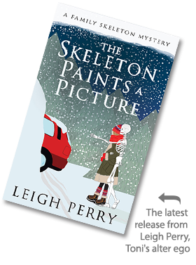 Leigh Perry Latest Book